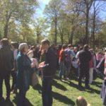 Christi Himmelfahrt 2016 im Rathenaupark