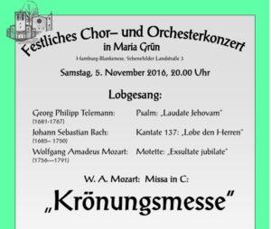 Konzert MG 5.11.