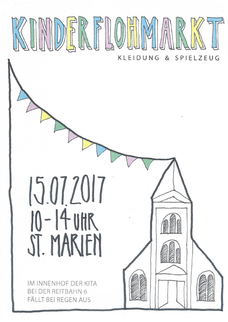 Kita Flohmarkt Hamburg